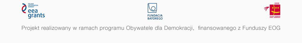 Logotypy sponsora
