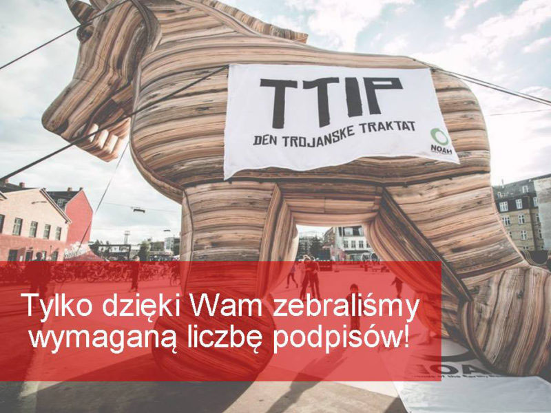 Stop TTIP i CETA
