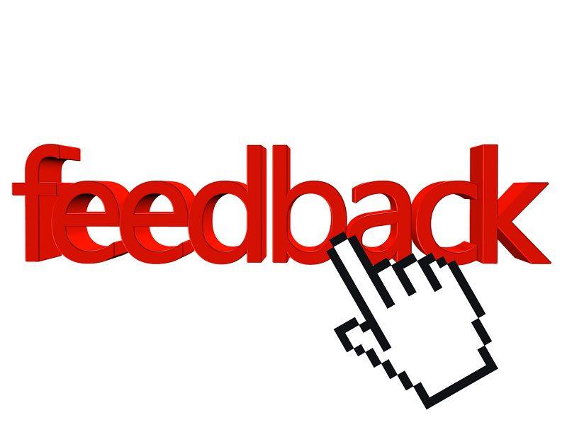feedback (pixabay)