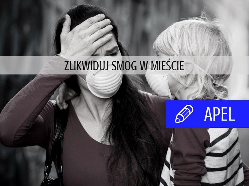 Zlikwiduj smog w mieście