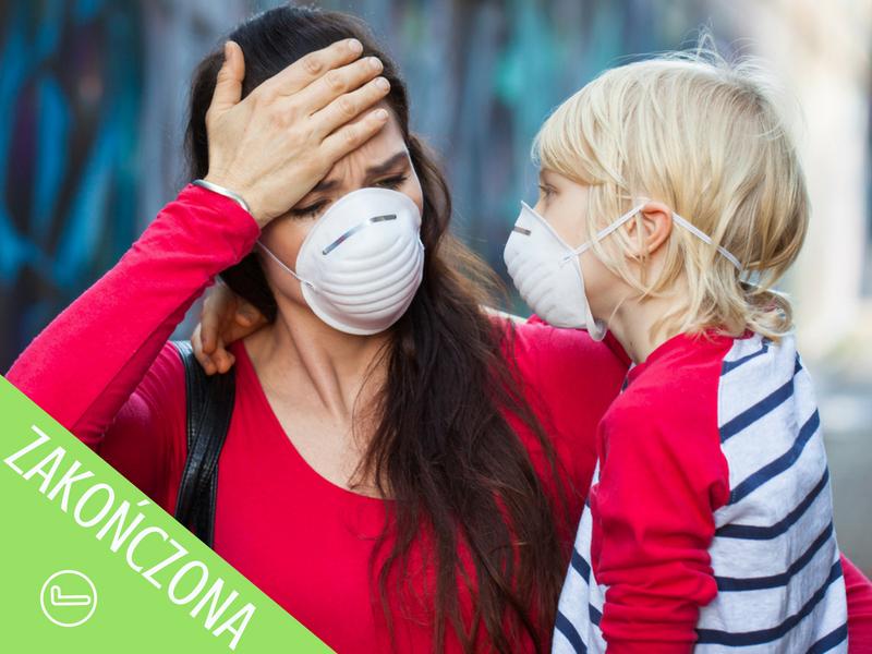Petycja smog zakończona