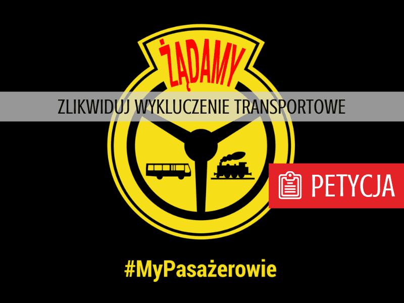 Petycja My Pasażerowie