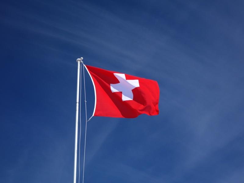 Szwajcaria - flaga