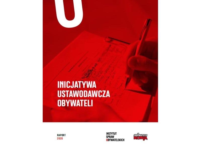 inicjatywa ustawodawcza obywateli